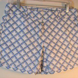 Vineyard Vines Blue Yellow White Cotton Shorts
